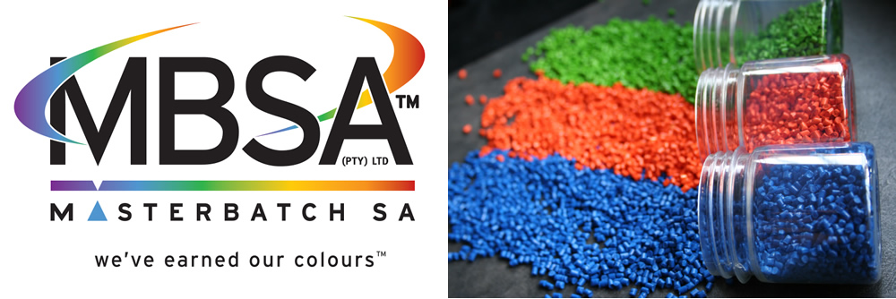 Supply masterbatch and pigments to the plastics industry